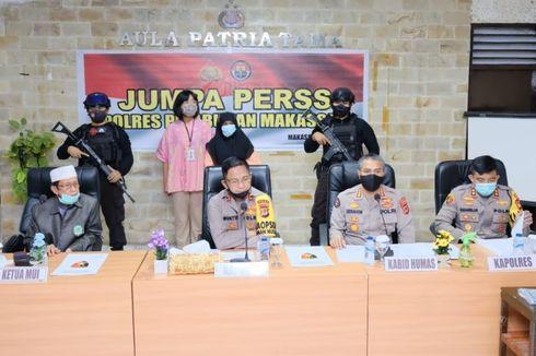 Pelempar Al Quran di Makassar: Saya Khilaf, Saya Minta Maaf
