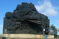 Rp 450 Miliar untuk Rampungkan Patung Garuda Wisnu