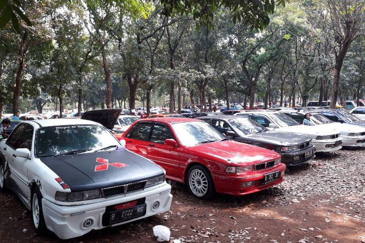 Ilustrasi Mitsubishi Eterna