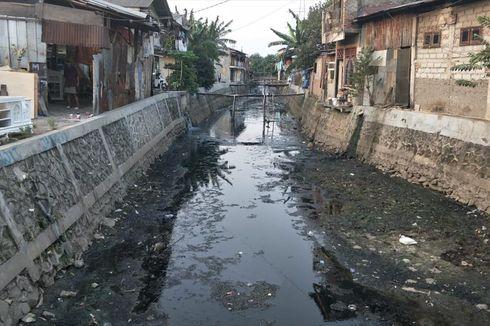 Warga Diimbau Tak Buang Sampah Lagi ke Kali Tegal Amba
