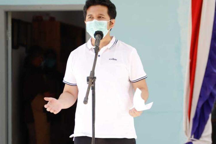 Wakil Gubernur Jawa Timur Emil Elestianto Dardak