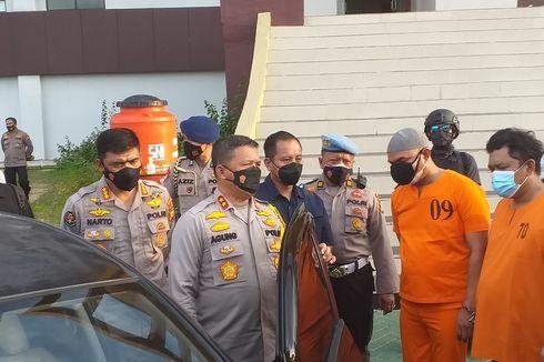 Kompol YC, Mantan Kasat Narkoba Isap Sabu di Mobil, Ini Kata Kapolda Riau