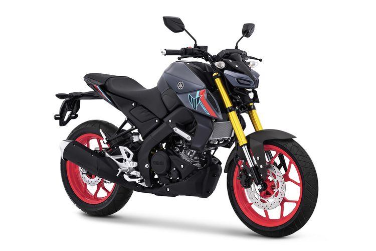 Yamaha MT-15 Metallic Dark Grey 2021