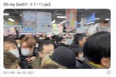 Melihat Kisruhnya Pembelian Sony PlayStation 5 di Tokyo...