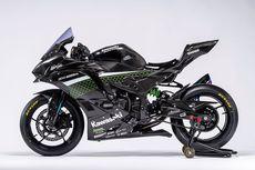 Intip Detail Spesifikasi Kawasaki Ninja 250 4-Silinder Versi Balap