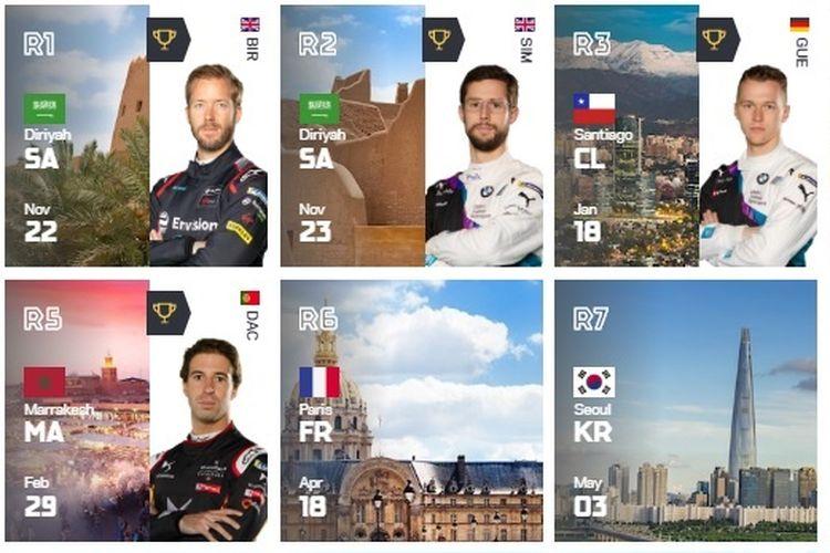 Kalender Balap Formula E