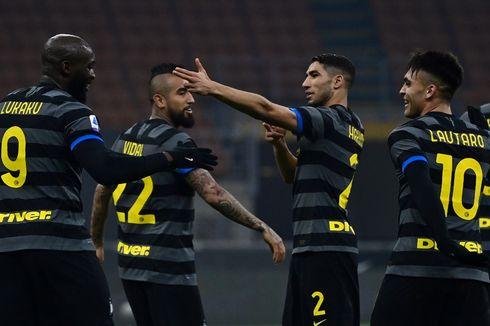 Inter Milan Vs Benevento - Nerazzurri Menang Telak, tetapi...