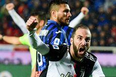 Juventus Vs AS Roma, Kesempatan Emas bagi Higuain