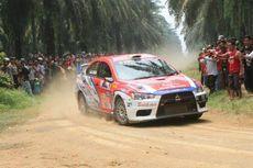 Perjuangan Subhan Aksa Juarai Rally Medan