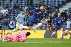 Man City Vs Chelsea -  Gol Kai Havertz Bawa The Blues Unggul