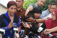 Geram terhadap Impor Garam, Menteri Susi Mengadu ke Jokowi