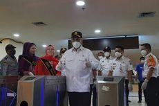 Menhub dan Wagub DKI Resmikan Jakarta Electronic Ticketing Bus di Terminal Pulo Gebang