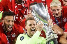 Bayern Muenchen Juara Piala Super Eropa 2020, Rekor 7 Tahun Silam Terulang