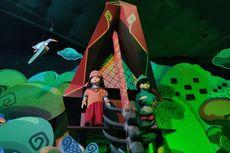 Jalan-jalan ke Dufan, Menikmati Istana Boneka Sendirian