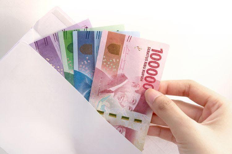 Illustrasi uang