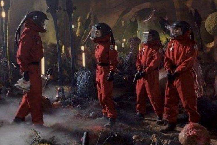 Cuplikan film Evolution dok. IMDB