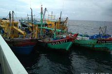 Cerita 3 Kapal Malaysia Tepergok Curi 3 Ton Ikan, Sempat Memutus Jaring dan Berusaha Kabur