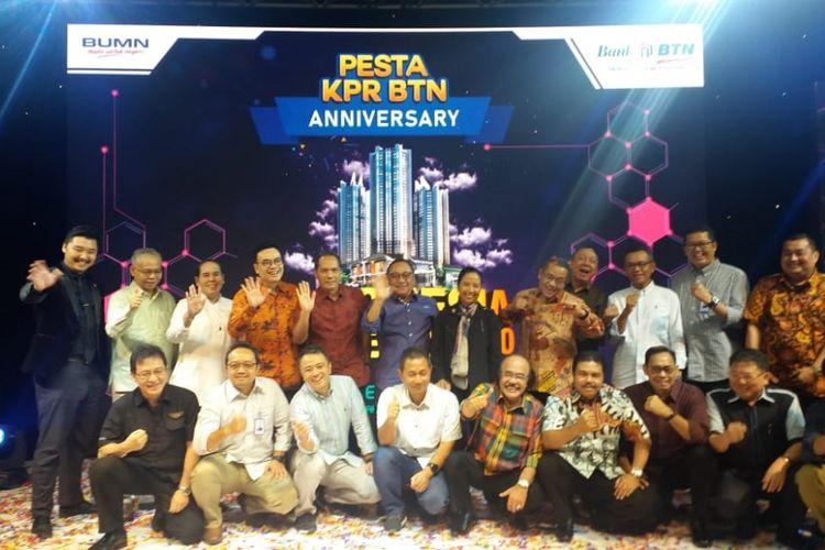 Pembukaan Indonesia Properti Expo (IPEX) 2019 di Jakarta Convention Center, Jakarta, Sabtu (2/2/2019).