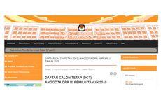 PKPI Beri Sanksi Pengurus Daerah yang Loloskan Caleg Eks Koruptor