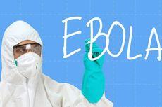 Mengenal Virus Ebola yang Diimpor Jepang untuk Olimpiade 2020