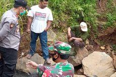 Warga Temukan Tengkorak Manusia di Atas Batu Kali, Diduga Korban Longsor 4 Tahun Lalu