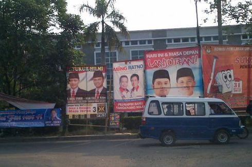 Terzalimi Membuat Arief Menangi Pilkada Tangerang