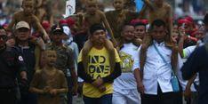 Cuma di Purwakarta Hari Buruh Diisi Karnaval Budaya?