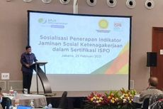 Kementan Tingkatkan Pembangunan Kelapa Sawit Berkelanjutan melalui Jamsostek