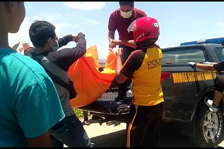 Saksi Kunci Kasus Pembunuhan Perempuan dalam Karung Dilimpahkan ke Denpom