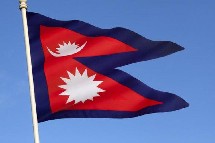 Nepal, Negara dengan Bendera Unik Halaman all - Kompas.com