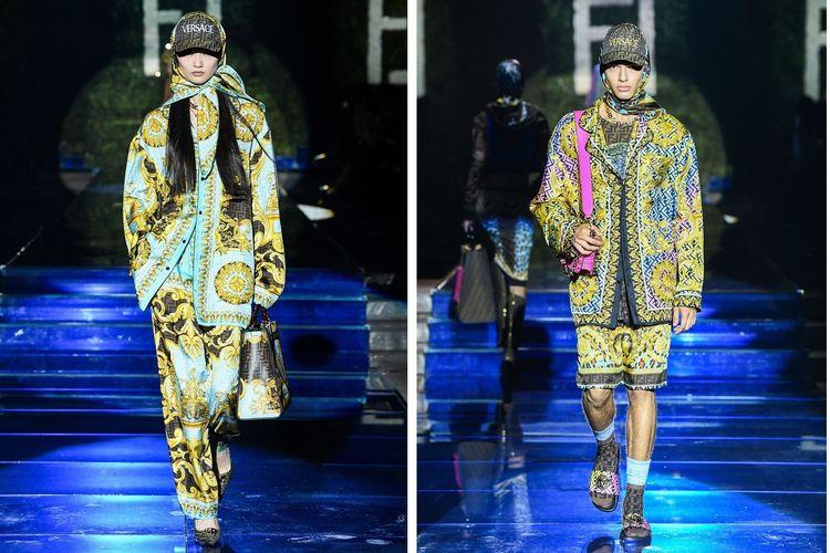 Versace by Fendi