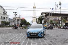 Bukti Prius PHEV Tempuh Jakarta-Yogyakarta PP Hanya Sekali Isi Bensin