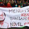 Samad Sebut Kasus Novel Tak Bakal Selesai jika Presiden Tak Turun Tangan