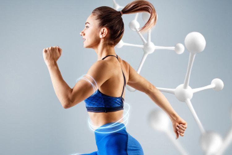 Metabolisme merupakan sejumlah reaksi kimia yang terjadi di dalam setiap sel organisme hidup. Metabolisme menyesuaikan energi untuk proses vital dan membentuk energi baru.