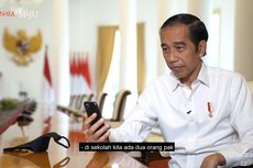Jokowi: RS Darurat Wisma Atlet Masih Kosong...