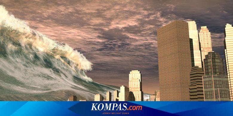 Memahami Gempa Megathrust dari Potensi Tsunami 20