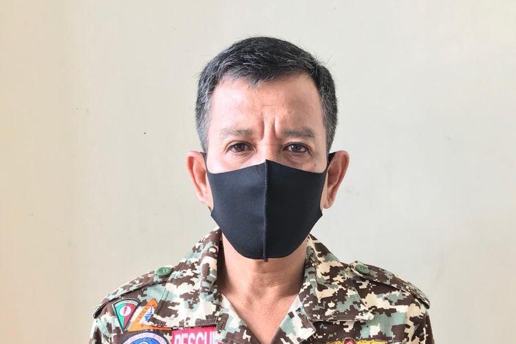 Kepala Dinas Sosial Kabupaten Bantaeng  Syamsir