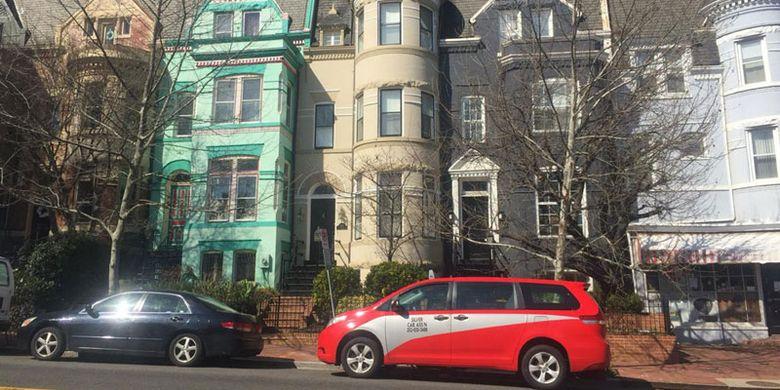 Georgetown adalah kawasan bersejarah di Washington DC, Amerika Serikat yang kini telah berubah jadi kawasan hipster.