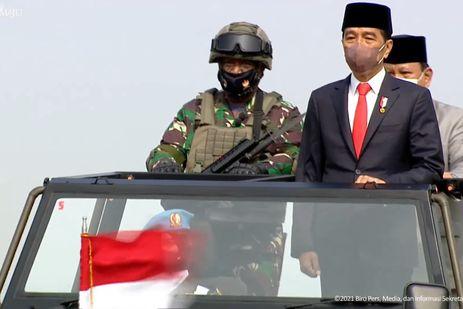 AOE 2021 Dimulai Besok, Jokowi Dipastikan Hadir Buka Acara