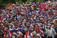 Oknum Militer Myanmar Bunuh Wanita tak Bersenjata, Warga Karen Tuntut Militer Pergi