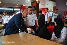 Wakili Budi Karya, Sekjen Kemenhub Temui Keluarga Kepala KSOP Muntok Korban Lion Air JT 610