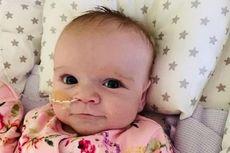 Kisah Erin, Bayi 6 Bulan yang Sakit Jantung dan Berhasil Kalahkan Virus Corona