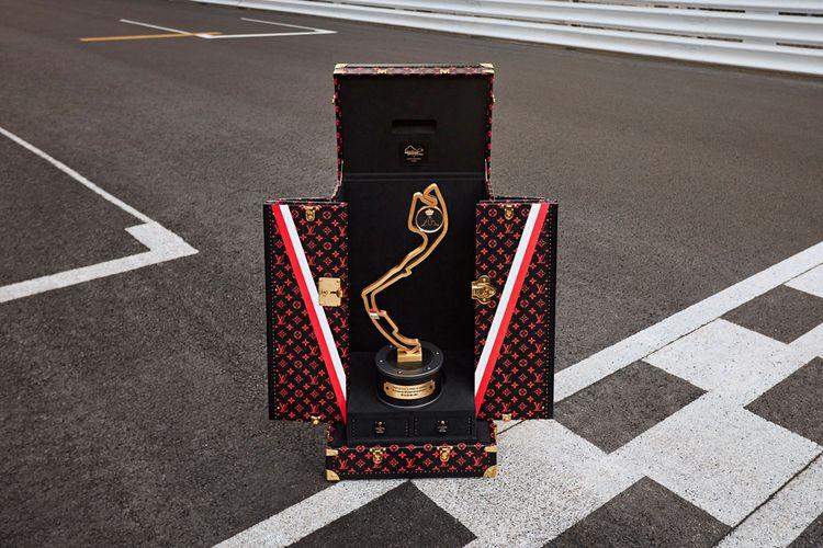 Louis Vuitton Monaco Grand Prix Trophy Travel Case