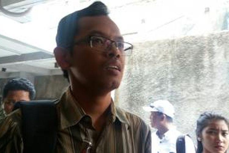 Koordinator Jaringan Pendidikan Pemilih untuk Rakyat (JPPR), Masykurudin Hafidz