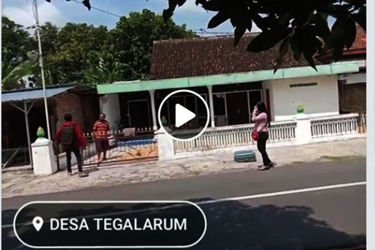 Sebuah postingan film pendek di media sosial Facebook yang menceritakan seorang bapak yang menutup pintu pagar rumahnya karena khawatir anaknya bisa menularkan virus corona viral di Magetan. Film tersebut merupakan garapan para relawan di Desa Tegal Arum untuk mengedukasi masyarakat terkait penanganan virus corona.