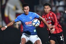 Sepak Bola Thailand Butuh Uang
