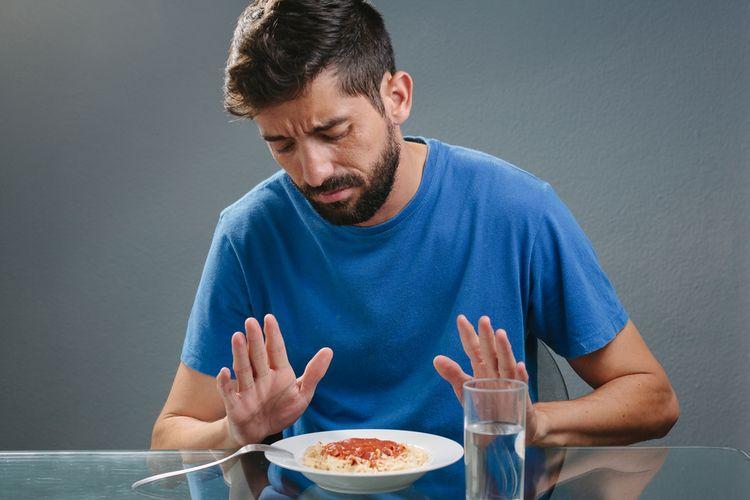 Ilustrasi tidak nafsu makan, bagaimana cara mengembalikan nafsu makan yang hilang