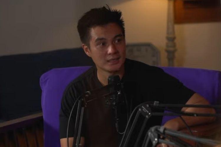 Baim Wong minta maaf pada Kakek Suhud.