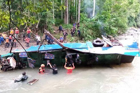 Kasus Bus Sriwijaya Masuk Jurang di Pagaralam, Pemilik PO Jadi Tersangka