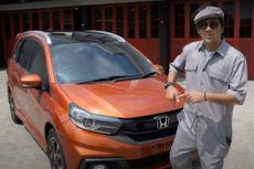Begini Kesan Andre Taulany Usai Jajal New Honda Mobilio di IOOF 2020